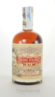 Don Papa Rhum 7 Ans 40% 70 Cl - Hellowcost
