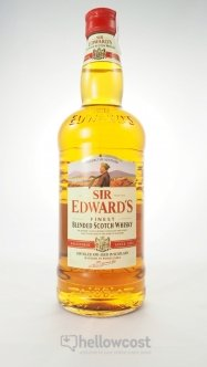 Sir Edwards Magnum Whisky 40º 2 Litres - Hellowcost