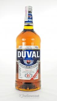 Duval Pastis De Marseille 45º 200 Cl Plastique - Hellowcost
