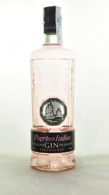 Puerto de indias strawberry gin 37 5 70 cl hellowcost - Puerto de indias strawberry gin ...