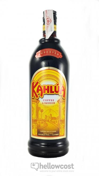 kalhua liqueur 20 1 litre hellowcost. Black Bedroom Furniture Sets. Home Design Ideas
