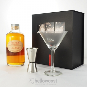 Nikka Red Perfect Serve Whisky 43% 70 Cl