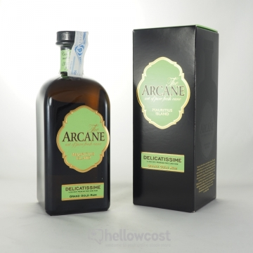 Arcane Delicatissime Grand Gold Rhum 41% 70 Cl