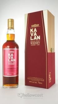 Kavalan Single Malt Sherry Oak Whisky 46% 70 Cl - Hellowcost