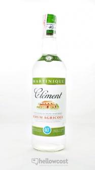 Charrette Rhum Blanc 40% Box 2 Litres - Hellowcost