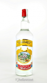 Malecon Rhum Blanc Agricole 62% 1 Litre - Hellowcost