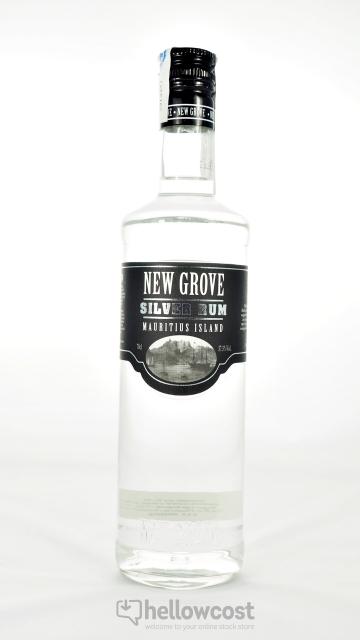 New Grove Silver Rhum 37,5% 70 Cl