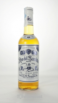 Ron Del Barrilito Rhum Especial 43% 70 Cl - Hellowcost