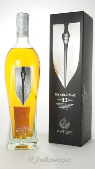 Matisse Whisky 15 Ans 40% 70 Cl - Hellowcost