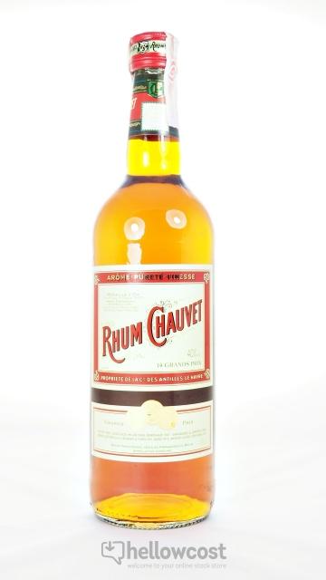 Chauvet Rhum Antilles 40% 1 Litre