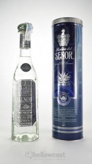 Reserva Del Señor Tequila Blanco 100% Puro De Agabe 38% 70 Cl - Hellowcost