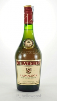 Brandy Napoleon Chatelle Vsop 40% 70 Cl - Hellowcost