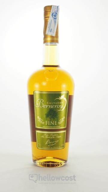Berneroy Calvados Fine 40% 70 Cl