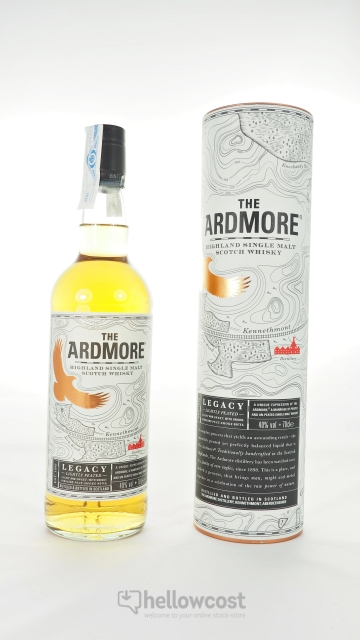 The Ardmore Legacy Whisky 40% 70 Cl