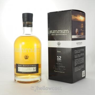 Summum Reserva Especial Rhum 12 Ans 38% 70 Cl
