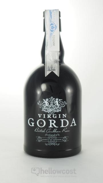 Virgin Gorda Rhum 40% 70 Cl