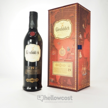 Glenfiddich Red Wine Cask Finish Whisky 19 Ans 40% 70 Cl