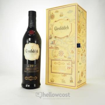 Glenfiddich Madeira Cask Finish Whisky 19 Ans 40% 70 Cl
