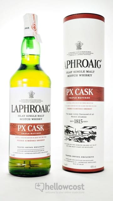 Laphroaig Px Cask Whisky 48% 1 Litre