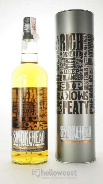 Smokehead Extra Rare Whisky 40% 1 Litre