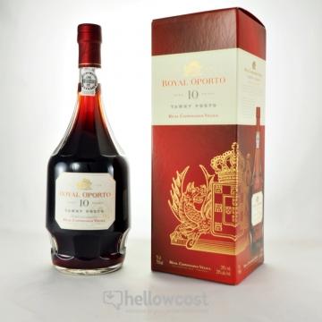 Royal Oporto 10 Ans 20% 75 Cl