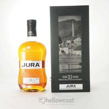 Isle Of Jura 21 Ans 200 Anniversaire Whisky 70 Cl