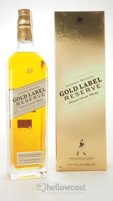 Johnnie Walker Gold-Label Reserve Whisky 40º 100 Cl --