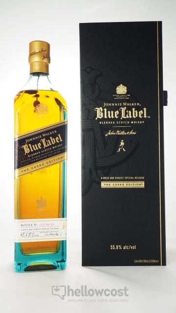 Jhonnie Walker Blue Label Casks Edition 55.8º 1 Litre