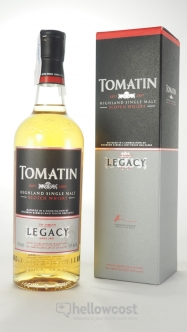 Tomatin Cù Bòcan Signature Edition Whisky 46% 70 cl - Hellowcost