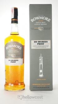 Bowmore Islay 100 Degrees Proof 57,1º 1Litre - Hellowcost