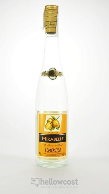 Eau De Vie Mirabelle Lemercier 42º 70 Cl