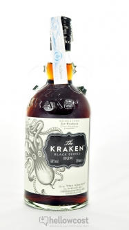 The Kraken Black Spiced Rhum 40º 70 Cl - Hellowcost
