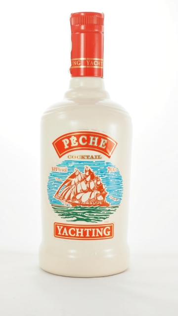 Yachting Whisky Peche 18º 70 Cl