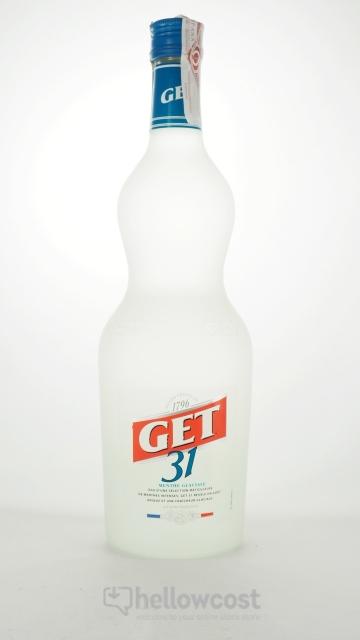 Get 31 Menthe Intense Blanc 24º 1 Litre
