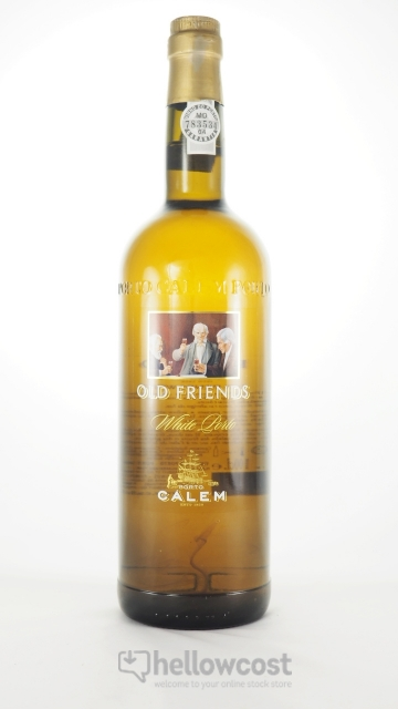 Calem Blanc Porto 20º 1 Litre