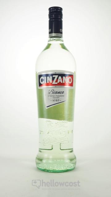 Cinzano Bianco Vermout Aperitif 15º 1 Litre