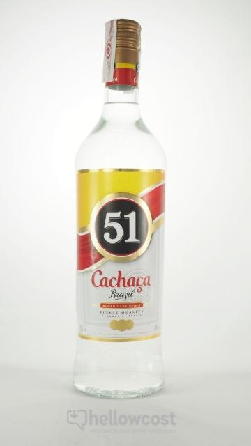 Cachaça 51 40º 1 Litre