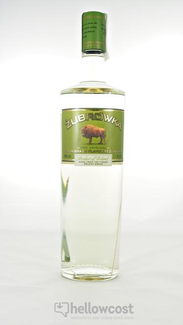 Zubrowka Vodka 40º 1 Litre
