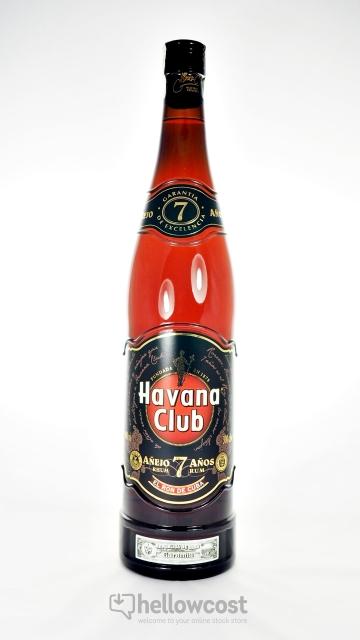 Havana Club Rhum 7 Ans 40% 3 Litres