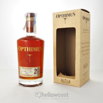 Opthimus 21 Years Rhum 38º 70 Cl