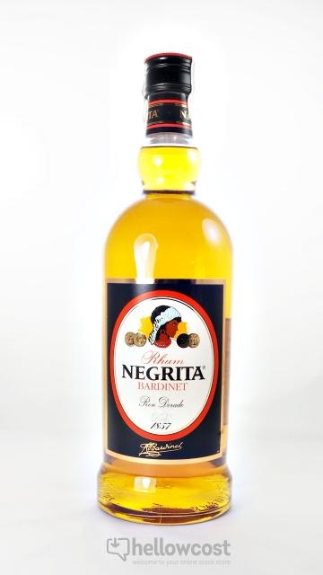 Negrita Magnum Rhum 37.5º 2 Litre
