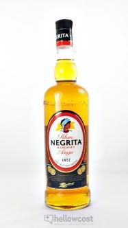 Negrita Rhum 37.5º 1 Litre - Hellowcost