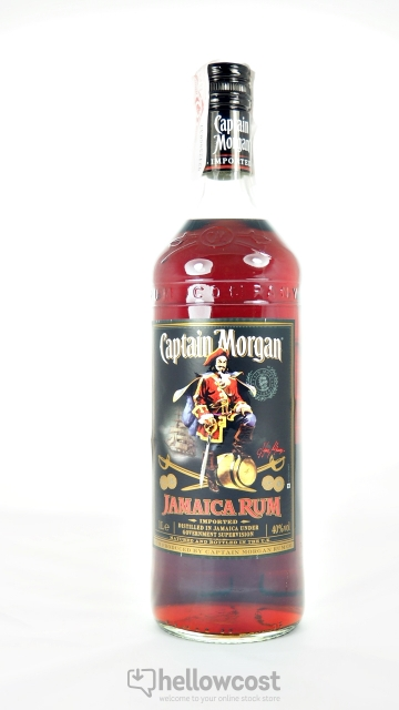 Captain Morgan Black Rhum 40º 1 Litre