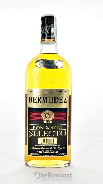 Bermudez Especial 7 Years Rhum 38º 70 Cl
