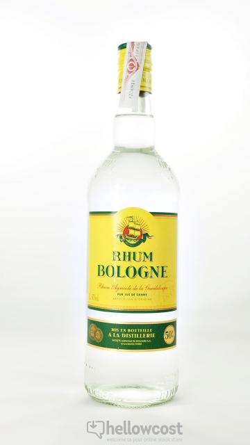Bologne Rhum Blanc Agricole 50º 1 Litre