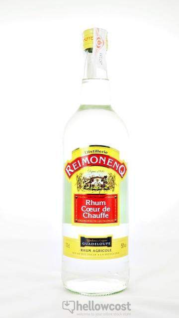 Reimonenq Rhum Blanc Agricole 50º 1 Litre