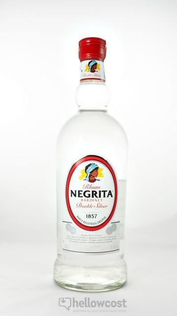 Negrita Bardinet Magnum Rhum Blanc 37,5º 2 Litres