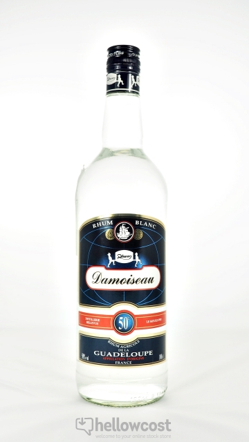 Damoiseau Rhum Blanc Agricole 50º 1 Litre