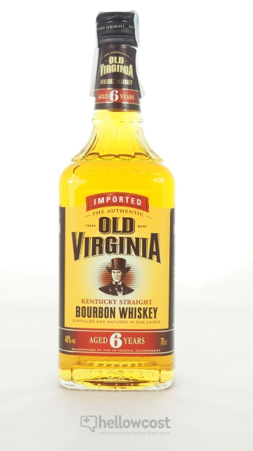 Old Virginia 6 Years Bourbon 40º 70 Cl