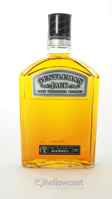 Jack Daniels Gentleman Bourbon 40º 1 Litre